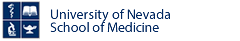 University of Nevada School of Medicine Logo